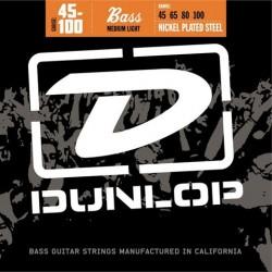 Jeu Cordes Dunlop Medium Light