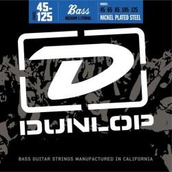 Jeu Cordes Dunlop 5 Cordes Medium