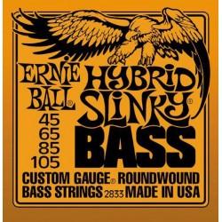 Jeu Cordes Ernie Ball Hybrid Slinky 45/105