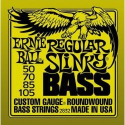 Jeu Cordes Ernie Ball Regular Slinky 50/105