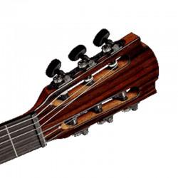 Lag Jeu Mécaniques pour Guitare Classique