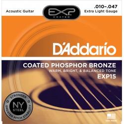 D'Addario Phosphore Bronze Extra-Light