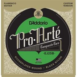 D'Addario Pro Arte Composite Flamenco EJ25B