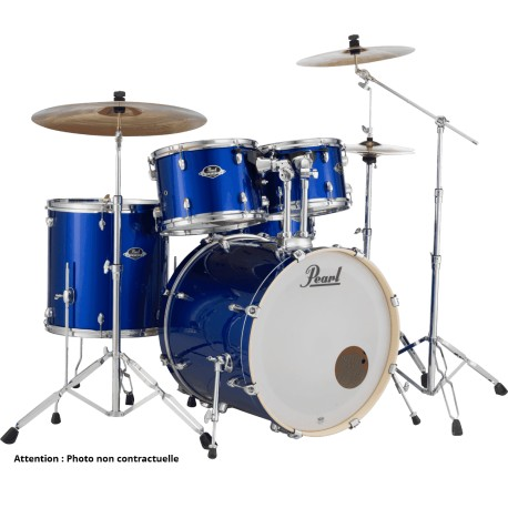 """Pearl Export Fusion 20"""" High Voltage Blue"""