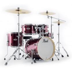 "Pearl Export Junior 18"" Black Cherry Glitter"
