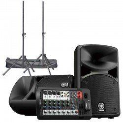 Yamaha STAGEPAS 400BT Pack