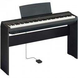 Yamaha P-125 Black Pack 1