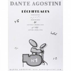 Dante Agostini Déchiffrages N°1