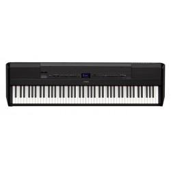 Yamaha P515 Noir Piano Numérique transportable