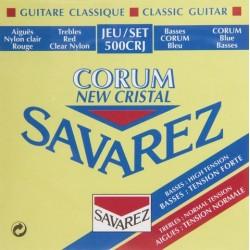 Savarez Corum Rouge/Bleu
