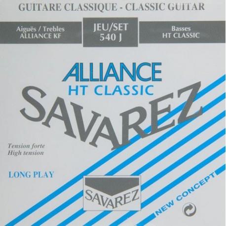 Jeu Cordes Savarez Alliance Bleu