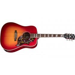 Gibson Hummingbird Vintage Cherry Sunburst Nouvelle Fabrication 2019