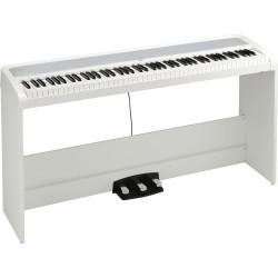 KORG B2SP - WH Piano Numérique Meuble 3 Pédales