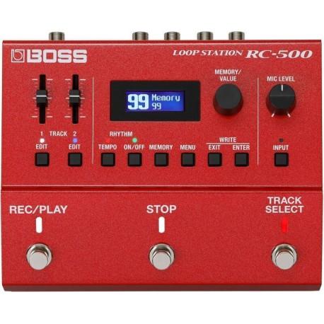Boss RC 500 Looper