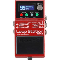 Boss RC 5 Looper