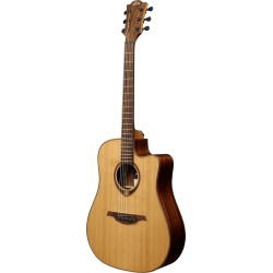 LAG T118DCE - Dreadnought Cutaway Electro