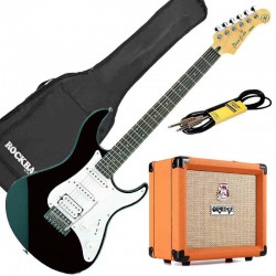 Pack Yamaha Pacifica 112J BL + Orange Crush 12