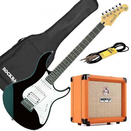Yamaha Pack Guitare Electrique Pacifica 112J BL