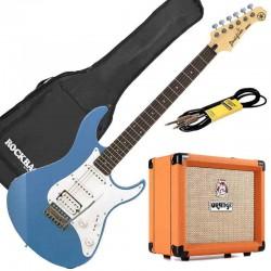 Pack Yamaha Guitare Pacifica 112J LPB + Orange Crush 12