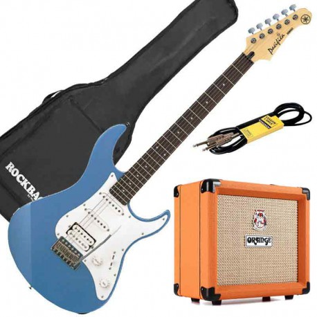 Yamaha Pack Guitare Electrique Pacifica 112J LPB