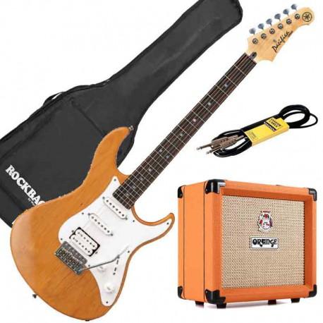 Yamaha Pack Guitare Electrique Pacifica 112J YNS