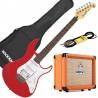 Yamaha Pack Guitare Electrique Pacifica 112J RM