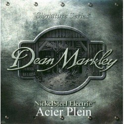 Dean Markley Electrique Acier Plein