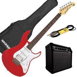 Yamaha Pack Guitare Electrique Pacifica 112J RM + Lne 6 Spider V20