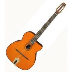 Guitare Aria type Django
