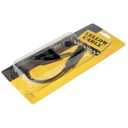 Bretelle 2 J Mâle/1 J Fem Yellow Cable