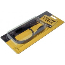 Cordon Midi 1m Yellow Cable