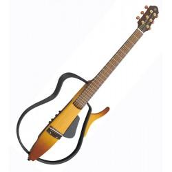 Silent Guitare Yamaha Corde Acier Tobacco Brown SB