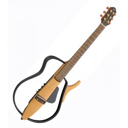Silent Guitare Yamaha Corde Acier Naturelle