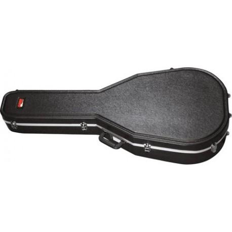 "Etui Gator ABS ""Deluxe"" pour Guitare Jumbo"
