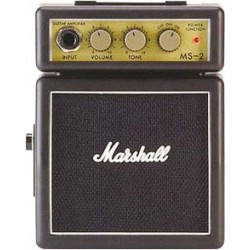 Ampli Marshall 2 Watts Noir