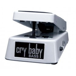 Pédale Cry Baby Basse Dunlop
