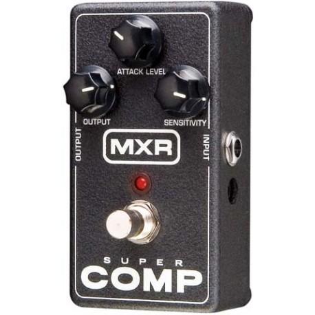 Pédale MXR Super Compreseur