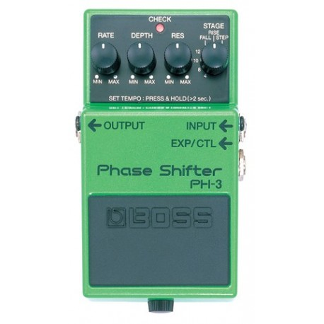 Pédale Boss Phase Shifter PH-3