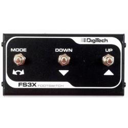 Footswich Digitech FS3X