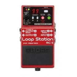 Pédale Boss Loop Station RC-3