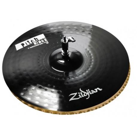 """Cymbale Zildjian Pitch Black Hi-Hats Mastersound 15"""""""