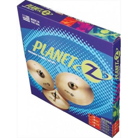 Cymbale Zildjian Planet Z Set 3 Cymbales