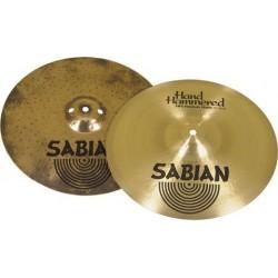"Cymbale Sabian HH Fusion Hats 13"""