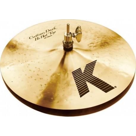 """Cymbale Zildjian K Custom Dark Hats 13"""""""
