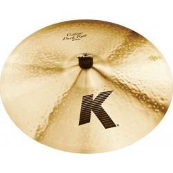 "Cymbale Zildjian K Custom Dark Ride 20"""