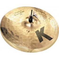 "Cymbale Zildjian K Custom Session Hit-Hats 14"""
