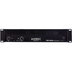 Ampli Crest Audio 2x750 Watts