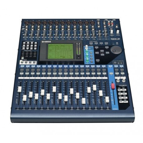 Yamaha console de mixage num rique 01v 96 vcm musicarius for Table de mixage yamaha 6 pistes
