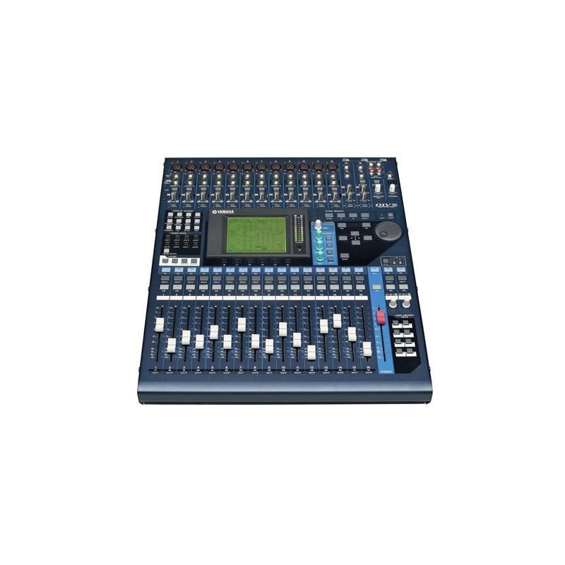 Yamaha console de mixage num rique 01v 96 vcm musicarius - Table de mixage numerique yamaha ...
