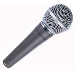 Micro Shure SM voix/Chant Dynamique Cardioïde SM48